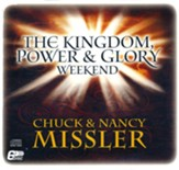 Kingdom Power and Glory Weekend - unabridged audio book on CD