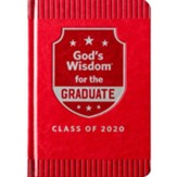 God's Wisdom for the Graduate: Class of 2020 - Red