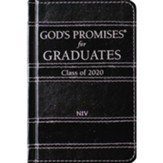 God's Promises for Graduates: Class of 2020 - Black NIV