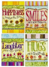Happiness Birthday for Her Cards, Box of 12
