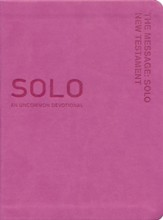 The Message: Solo New Testament, Pink