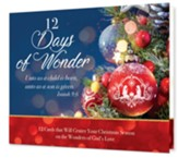 12 Days of Wonder Inspirational Cards, 12 Cards