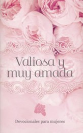 Valiosa y muy amada, Devocional  (Precious and Dearly Loved Devotional)