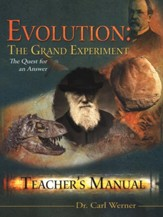 Evolution: The Grand Experiment, Teacher Guide