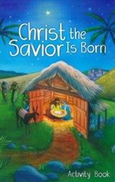 Christ the Savior is Born Activity Book