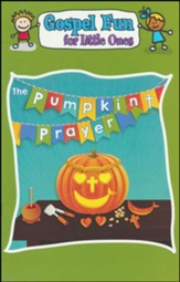 Pumpkin Prayer Activity Book