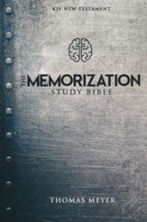 The Memorization Study Bible