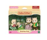 Calico Critters, Woolly Alpaca Family