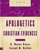 Charts of Apologetics and Christian Evidences - Slightly Imperfect