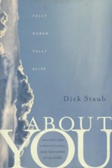About You: Fully Human, Fully Alive - eBook