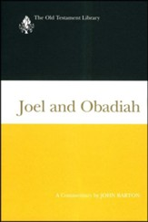 Joel & Obadiah: Old Testament Library [OTL] (Hardcover)