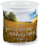 Give Us This Day Our Daily Bread Dip Chiller