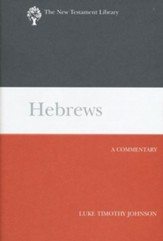 Hebrews: New Testament Library [NTL] (Hardcover)