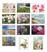 Assorted All Occasion Cards, Box of 24