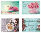 Gentle Thoughts, Thinking of You Cards, Box of 12