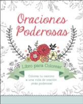Oraciones Poderosas, Libro para Colorear  (Power Prayers Coloring Book)