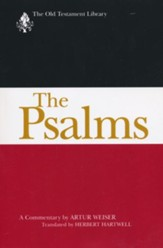 The Psalms: Old Testament Library [OTL] (Paperback)