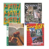 ACE Core Curriculum (4 Subjects), Single Student PACEs Only Kit, Grade 11, 3rd Edition (with 4th Edition Social Studies)