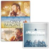 I Can Only Imagine DVD + I Can Only Imagine: The Very Best of MercyMe Bundle