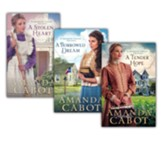 Cimarron Creek Trilogy, Volumes 1-3