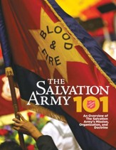 Salvation Army 101, Brochure - Pack of 100