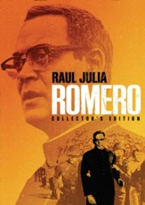 Romero, Collector's Edition--DVD