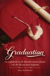 Graduation Red Cap Bulletins, 100