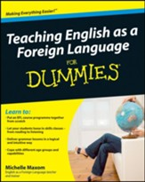 Teaching English as a Foreign  Language For Dummies - eBook