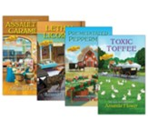 Amish Candy Shop Mysteries, Volumes 1-4