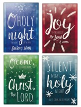 Let Us Adore Him, Box of 12 Assorted Christmas Cards (KJV)