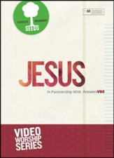 Seeds Family Worship: Jesus DVD In Partnership With Answers VBS