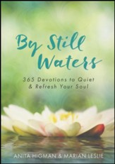 By Still Waters: 365 Devotions to Quiet and Refresh Your Soul - Slightly Imperfect