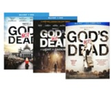 God's Not Dead 3-Movie Bundle, Blu-ray/DVD Combos