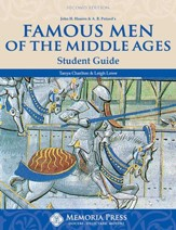 Famous Men of the Middle Ages, Student Guide Second Edition
