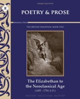 Poetry Book II: The Elizabethan to the Augustan Age, 3rd Edition