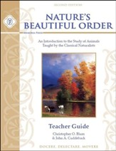 Nature's Beautiful Order--Teacher  Key, 2nd Edition