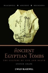 Ancient Egyptian Tombs: The Culture of Life and Death - eBook