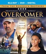 Overcomer, Blu-ray/DVD/Digital