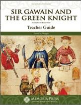 Sir Gawain & the Green Knight Teacher Guide, 2nd Edition