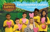 Rainforest Explorers: Early Elementary Leaflets (for 10 kids)