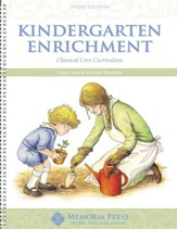 Kindergarten Enrichment (3rd Edition)