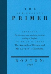 The New England Primer (Contemporary Alphabet)