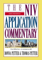 Ezra, Nehemiah: NIV Application Commentary [NIVAC]