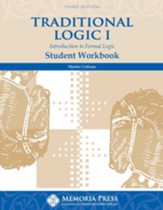 Traditional Logic 1 Student Workbook (3rd Edition)