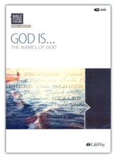 Bible Studies for Life: God Is . . . DVD