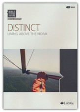 Bible Studies for Life: Distinct, DVD