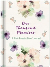 One Thousand Promises: A Bible Promise Book Journal - Slightly Imperfect