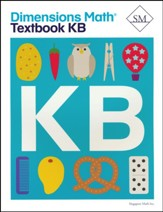 Dimensions Math Textbook K B
