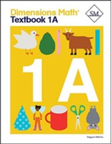 Dimensions Math Textbook 1A