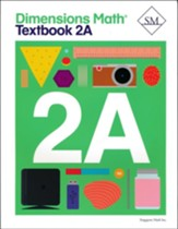 Dimensions Math Textbook 2A